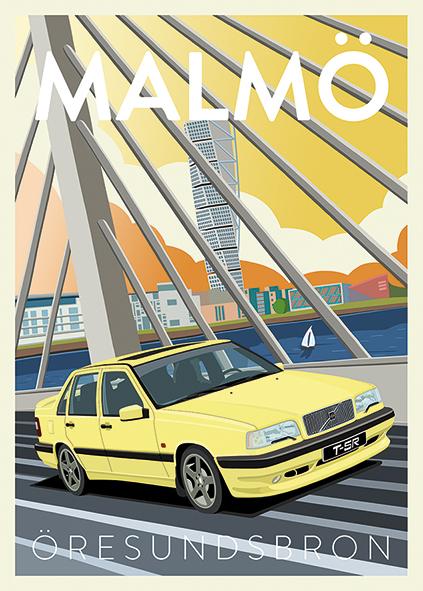 Malmö Retro