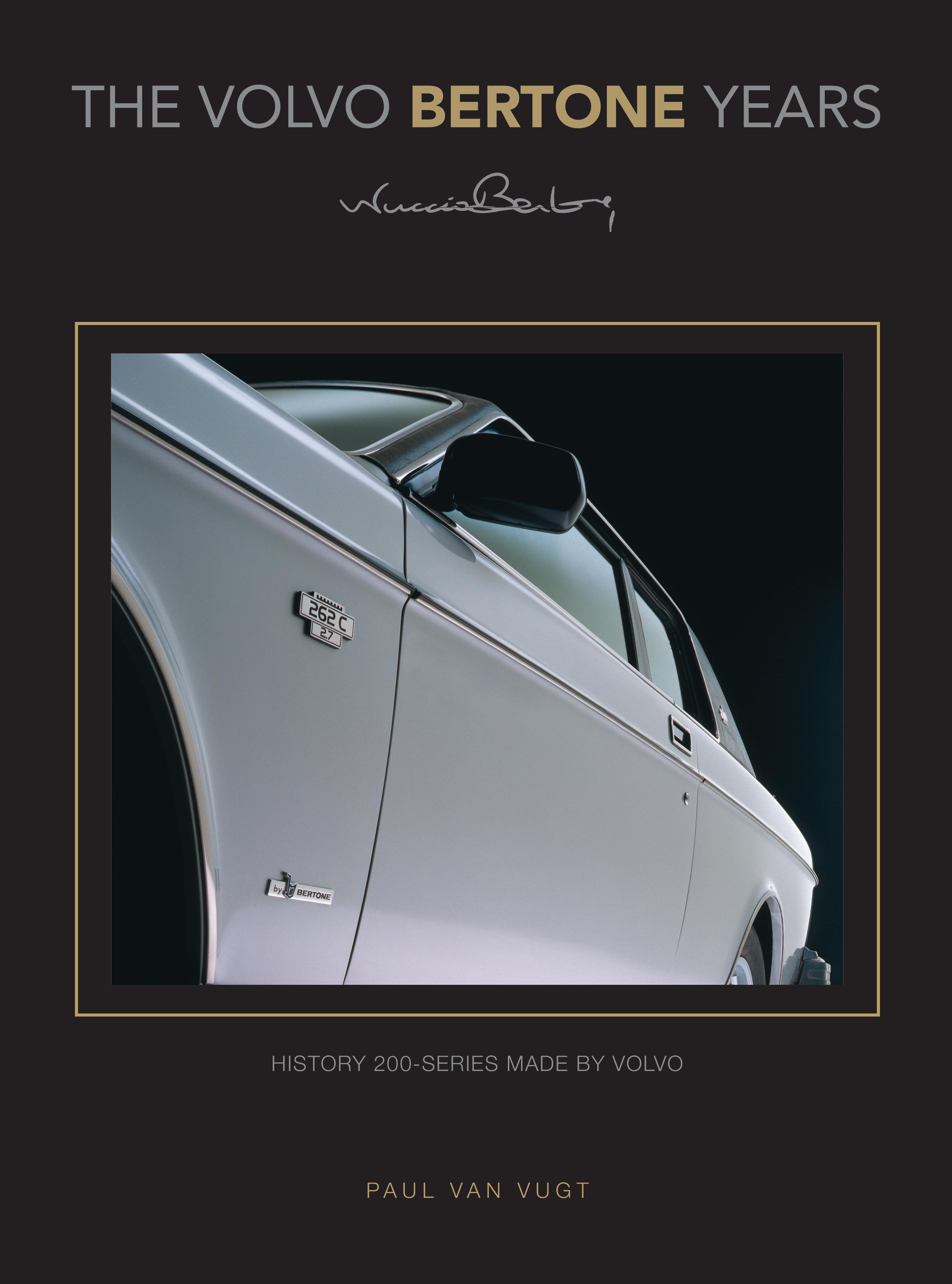 The Volvo Bertone Years History 200 Series Made By Volvo