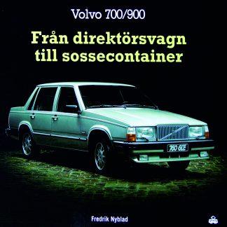 Volvo 700 900 Från Direktörsvagn Till Sossecontainer